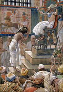220px-Tissot_Joseph_and_His_Brethren_Welcomed_by_Pharaoh