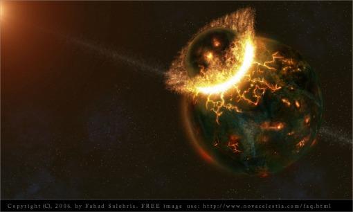 earth_impact_moon_creation